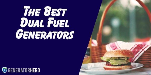 The Best Dual Fuel Generators