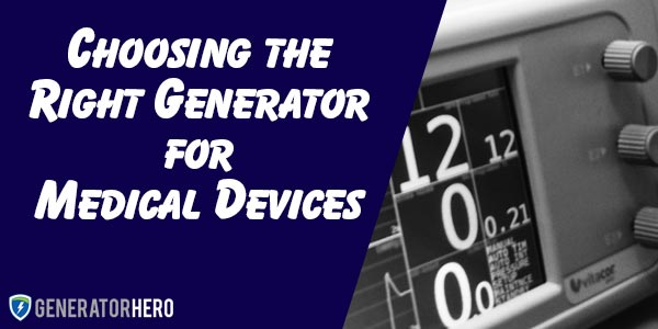 Generators and Medical Devices