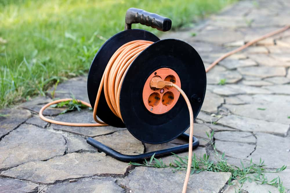 Protect Outdoor Extension Cord From Rain DIY